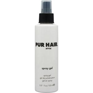 Pur Hair - Styling - Spray Gel