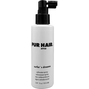 Pur Hair - Styling - Surfer's Dreams Salzwasserspray