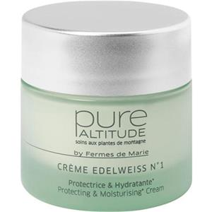 Image of Pure Altitude Pflege Gesicht Creme Edelweiss No.1 50 ml