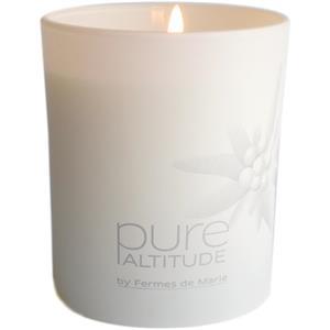 Pure Altitude - Home Line - Fleurs De Neige Scented Candle