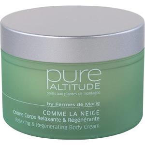 Pure Altitude - Lichaam - Crème Corps Comme la Neige