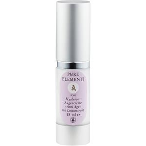 Image of Pure Elements Pflege Anti-Age Serie Augencreme 15 ml