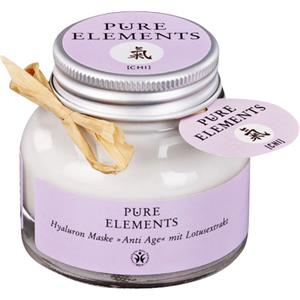 Image of Pure Elements Pflege Anti-Age Serie Maske 50 ml