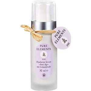 Image of Pure Elements Pflege Anti-Age Serie Serum 30 ml