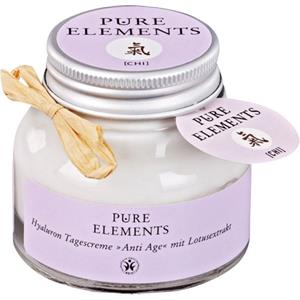 Image of Pure Elements Pflege Anti-Age Serie Tagescreme 50 ml