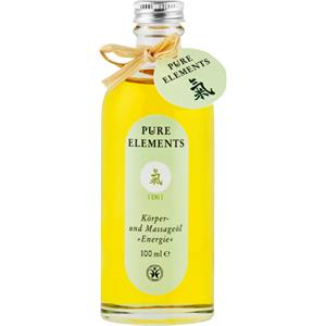 Pure Elements - Chi Energie - Krops- & massageolie