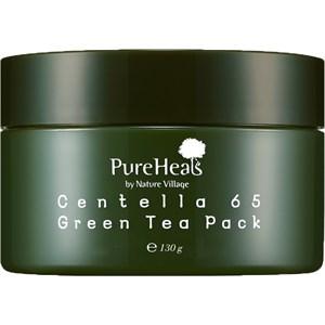 PureHeals - Centella - 65 Green Tea Pack Mask
