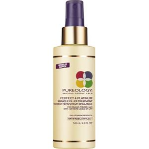 Image of Pureology Haarpflege Perfect 4 Platinum Miracle Filler Treatment 145 ml