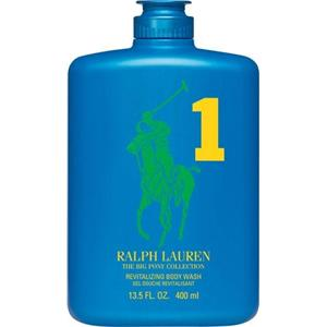 Ralph Lauren - Big Pony Collection - Shower Gel Blau