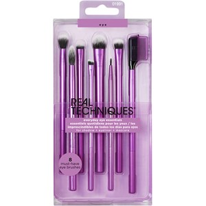 Real Techniques - Eyes - Everyday Eye Essentials Brush Set