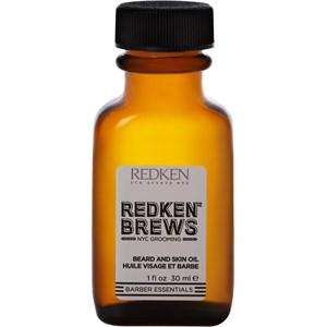Redken - Brews - Beard And Skin Oil