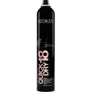 Redken - Utrwalanie - Quick Dry 18