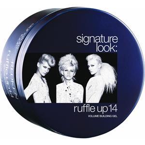 Redken - Signature Look - Ruffle Up 14