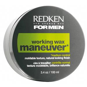 Redken - Styling - Manoeuvre Wax