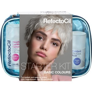 RefectoCil - Augenbrauen - Basic Colours Starter Kit