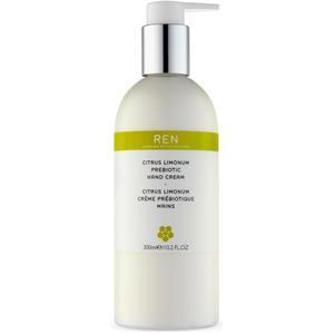 Ren Skincare - Citrus Limonum - Prebiotic Hand Cream