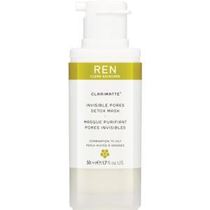 Ren Skincare - Clarimatte - Invisible Pores Detox Mask