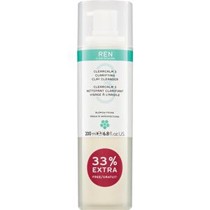 Ren Skincare - Clear Calm 3 - Clarifying Clay Cleanser