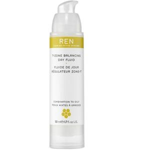 Ren Skincare - Face - T-Zone Balancing Day Fluid