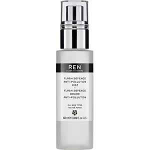 Image of Ren Skincare Anti-Aging Pflege Flash Flash Defence Anti-Pollution Mist 60 ml