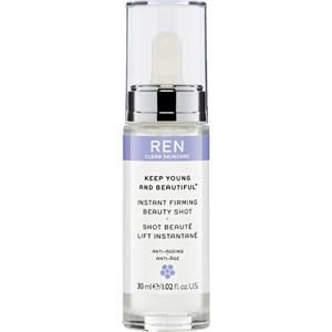 Image of Ren Skincare Anti-Aging Pflege Keep Young And Beautiful Instant Firming Beauty Shot 30 ml