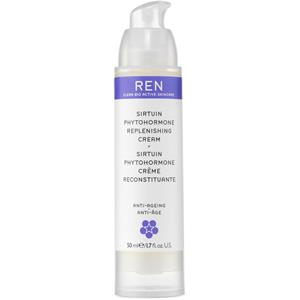 Image of Ren Skincare Anti-Aging Pflege Mature Skin Sirtuin Replenishing Cream 50 ml