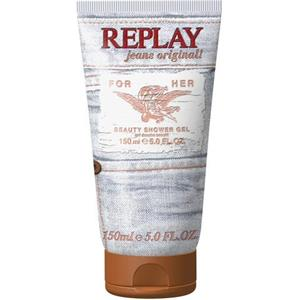 Replay - Jeans Original for Her - Shower Gel