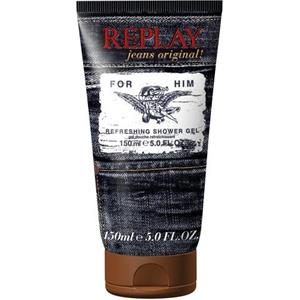 Replay - Jeans Original for Him - Shower Gel