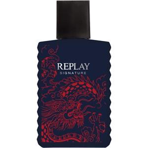 Replay - Signature - Red Dragon Eau de Toilette Spray