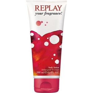 Replay - Your Fragrance Woman - Body Lotion