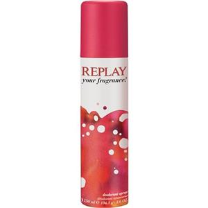 Replay - Your Fragrance Woman - Deodorant Spray