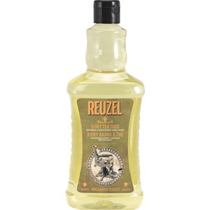 Reuzel - Hair care - 3-in-1 Tea Tree Shampoo