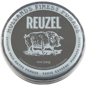 Reuzel - Haarstyling - Extreme Hold Matte Pomade