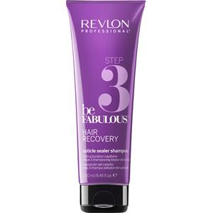 Revlon Professional - Be Fabulous - Hair Recovery Step 3 Cuticle Sealer Shampoo