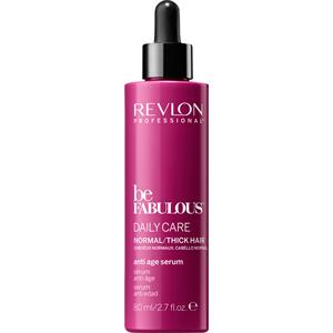 Revlon Professional - Be Fabulous - Normal/Thick Hair Anti Age Serum