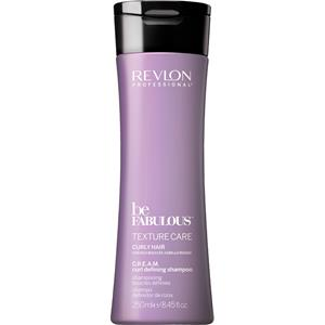 Revlon Professional - Be Fabulous - Texture Care Curly Hair C.R.E.A.M. Shampoo