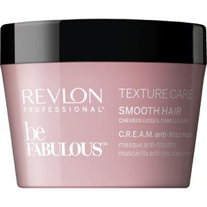Revlon Professional - Be Fabulous - Texture Care Smooth Hair C.R.E.A.M. Mask