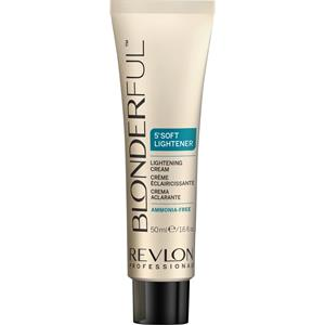 Revlon Professional - Blonderful - Soft Lightener Cream