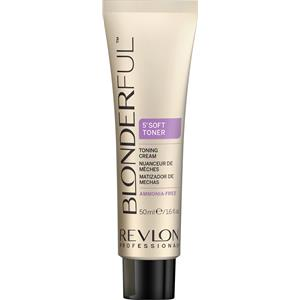 Revlon Professional - Blonderful - Soft Toner Cream