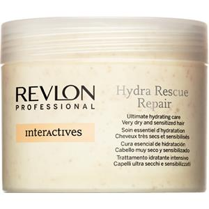 Revlon Professional - Interactives - Hydra Rescue Maske
