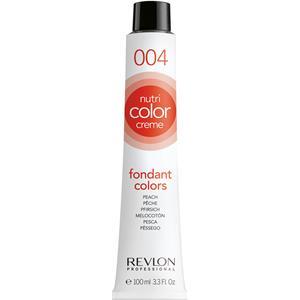 Revlon Professional - Nutri Color Creme - 004 Pfirsich