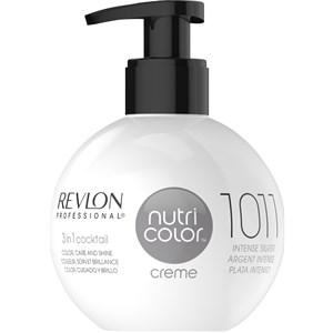 Revlon Professional - Nutri Color Creme - 1011 Intensive Silver