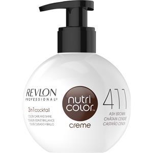 Revlon Professional - Nutri Color Creme - 411 bruin