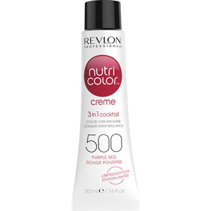 Revlon Professional - Nutri Color Creme - 500 Purpurrot