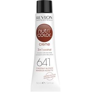 Revlon Professional - Nutri Color Creme - 641 Chestnut Dark Blonde