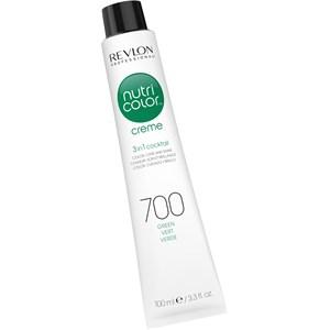 Revlon Professional - Nutri Color Creme - 700 groen