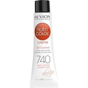 Revlon Professional - Nutri Color Creme - 740 Kupfer