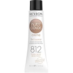 Revlon Professional - Nutri Color Creme - 812 Pearly Beige