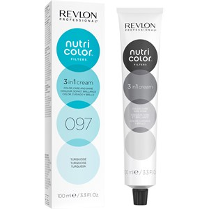 Revlon Professional - Nutri Color Filters - 097 Turquoise