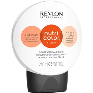 Revlon Professional - Nutri Color Filters - 400 Tangerine